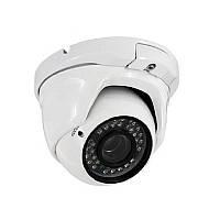 Купольная варифокальная AHD камера CoVi Security AHD-101D-30V, 1.3Мп