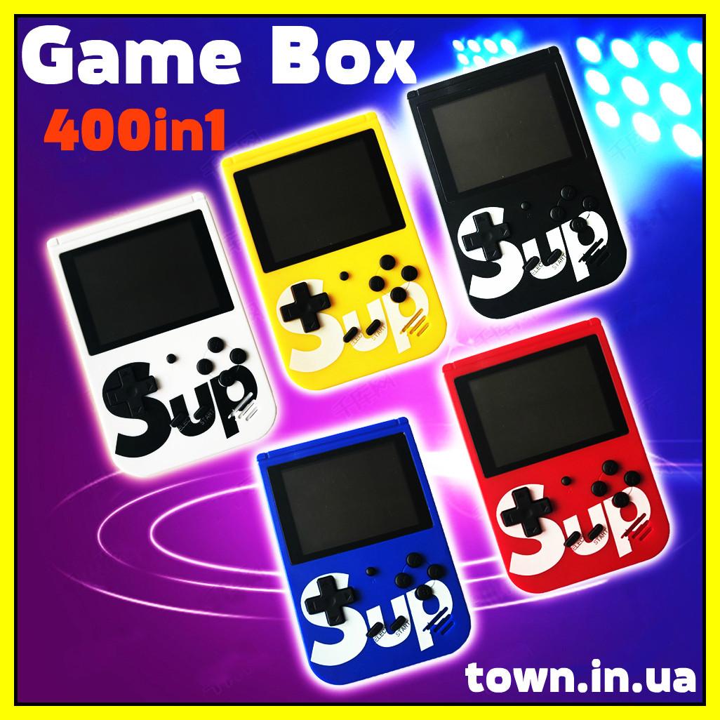 Игровая приставка Game Box sup 400 в 1 Консоль, фото 1
