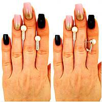 Серебряные серьги 925 проба с натуральным жемчугом и кубическим цирконием