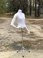 Женский торс с руками на подставке Б/У, фото 1