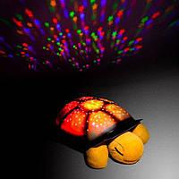 Ночник Музыкальная Черепаха проектор звездного неба Turtle Night Sky Constellations