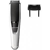 Тример для бороди та вусів Philips Beardtrimmer Series 3000 BT3206/14