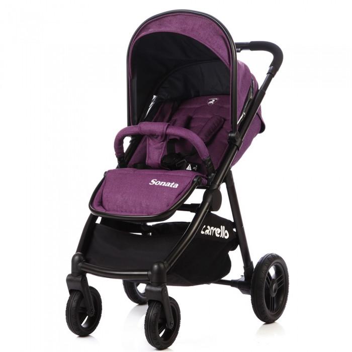 Коляска прогулочная CARRELLO Sonata CRL-1416 Grape Purple