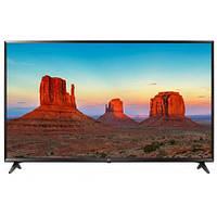 Телевизор LG 55UK6100 (PMI1600Гц, 4KSmart, IPS Panel, QuadCore, HDR10 PRO, HGL, UltraStadiumSurround, 20Вт), фото 1