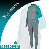 Термобелье женское Norfin Performance Women Blue (XS, S, M, L, XL)