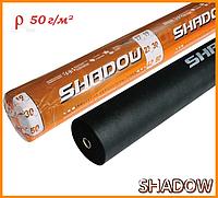 "Агроволокно   черное 50 г/м²  3,2 х 100 м. ""Shadow"" (Чехия) 4%"