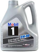 Масло Mobil 5W-50 4л M1 синтетическое