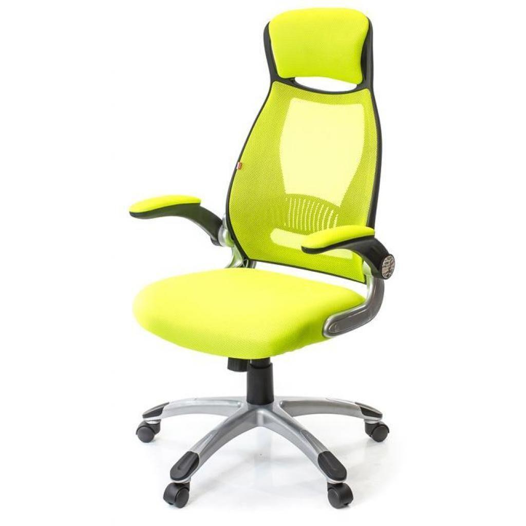 Офисное кресло АКЛАС Винд PL TILT Лайм (09893)