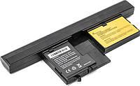 Аккумулятор для ноутбука Powerplant Аккумулятор PowerPlant для ноутбуков IBM/LENOVO ThinkPad X60 (40Y8314) 14.4V 5500mAh NB480524