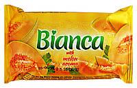 Детское туалетное мыло Bianca с ароматом Дыни - 140 г.