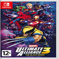 MARVEL ULTIMATE ALLIANCE 3: The Black Order Nintendo Switch RUS (NEW)
