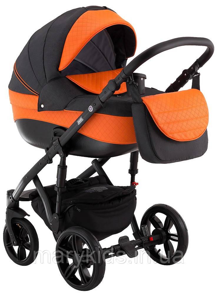 Детская универсальная коляска 2 в 1 Adamex Prince X-27