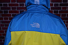 Куртка Supreme x The North Face SteepTech Blue/Yellow, фото 3