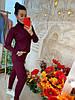 Шикарный спортивный костюм декорирован узором,трикотаж.Размер: 42-44. Цвета разные (0831), фото 6