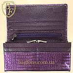 Кошелёк женский кожаный лаковый на магните Mario Dion ( 801A) разные расцветки, фото 7
