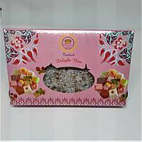 """Рахат-лукум с фундуком """"вкус арбуза""""  (1 кг )"""