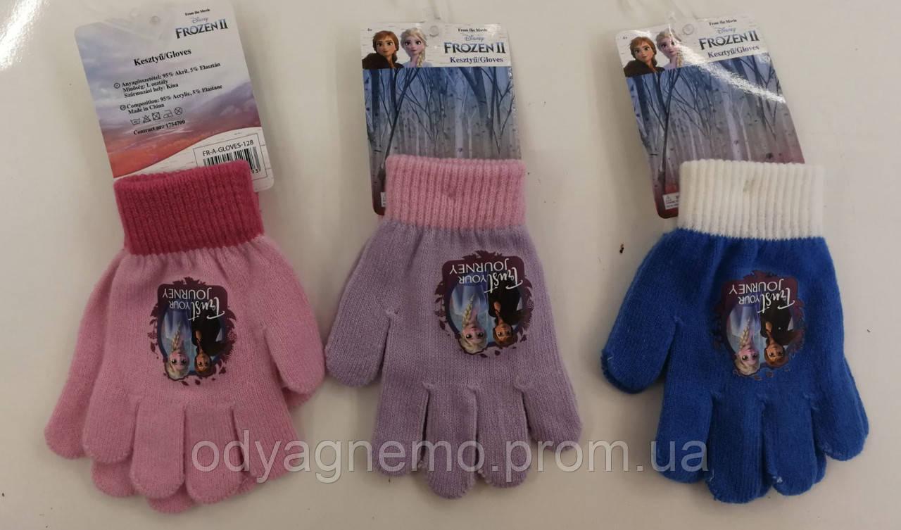 Детские перчатки для девочек Disney, 12*16 см. Артикул: FR-A-GLOVES-128