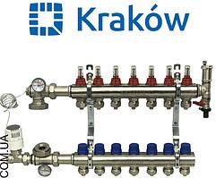 Коллектор В Сборе Krakow Польша На 8 Выходов