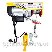 Электролебедка Spektrum РА-800, 220 В, до 800 кг