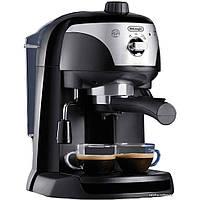 Ріжкова кавоварка еспресо Delonghi EC 221 B
