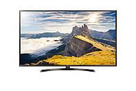 Телевизор LG 50UK6470 (TM 100Гц, 4K, Smart TV, IPS Panel, Quad Core, HDR10 PRO, HLG, Ultra Surround 2.0 20Вт), фото 1