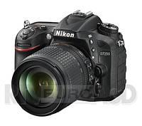 Дзеркальний фотоапарат Nikon D7200 + 18-105 mm ED VR