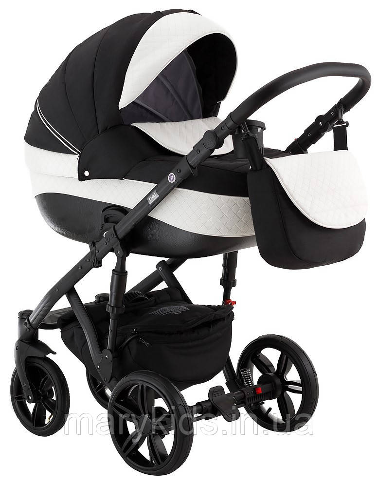 Детская универсальная коляска 2 в 1 Adamex Prince X-35