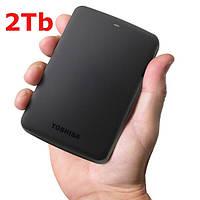 Жорсткий диск Toshiba Canvio Basics 2TB USB (HDTB420EK3AA)