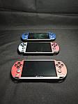 Портативная приставка Sony PSP X7 Plus Голубой + Красный 8GB / 9999 игр встроенно, фото 4