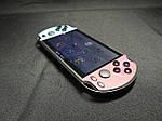 Портативная приставка Sony PSP X7 Plus Голубой + Красный 8GB / 9999 игр встроенно, фото 5