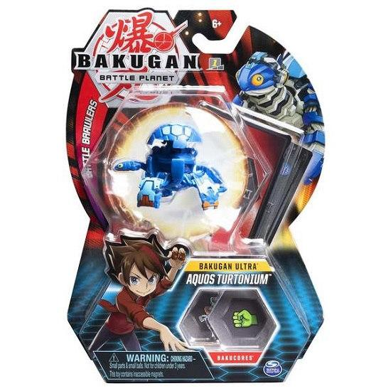 Bakugan.Battle planet бакуган: ультра Аквас Туртониум (Aquos Turtonium)