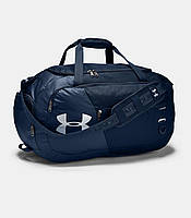 Сумка спортивная Under Armour Undeniable 4.0 Medium 58L Duffle Academy Navy Оригинал NEW Синий цвет