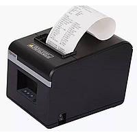 Термопринтер чековый 80мм 5656 POS-принтер Xprinter N160ii USB