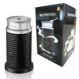 Вспениватель молока Nespresso Aeroccino 3 Black (3694-EU-BK)