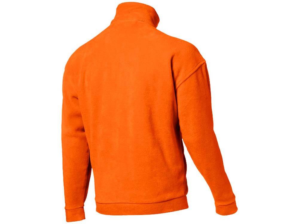 Купить Куртка флисовая Nashville мужская, оранжевый/черный