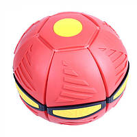 Мяч Phlat Ball трансформер Red
