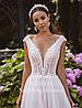 Свадебное платье № 2003, фото 2