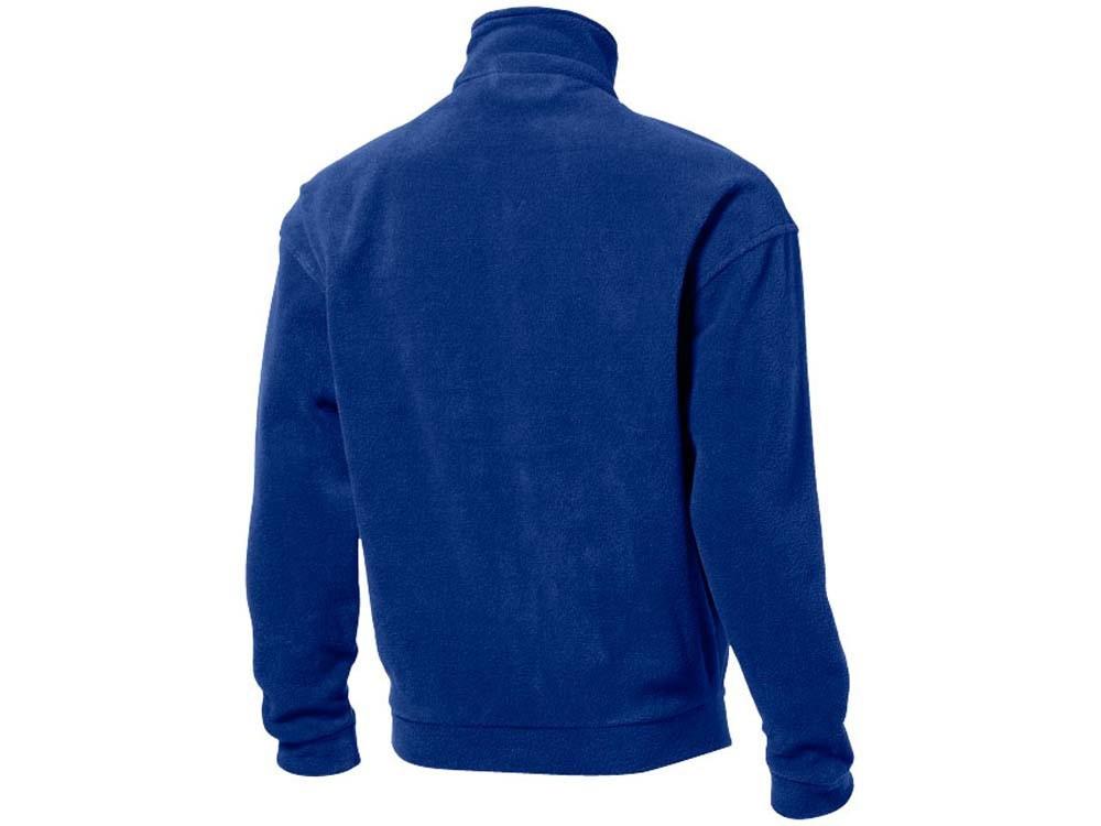 Купить Куртка флисовая Nashville мужская, классический синий/черный