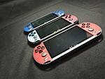 Портативна консоль PSP X7 Plus Червоний 8GB / 9999 ігор вбудовано, фото 4