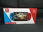 Портативна консоль PSP X7 Plus Червоний 8GB / 9999 ігор вбудовано, фото 6