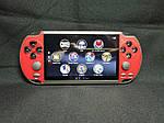 Портативна консоль PSP X7 Plus Червоний 8GB / 9999 ігор вбудовано, фото 9