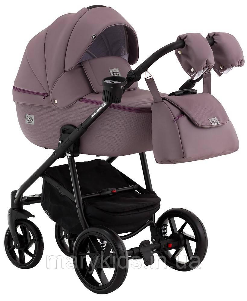 Детская универсальная коляска 2 в 1 Adamex Hybryd Plus BR224