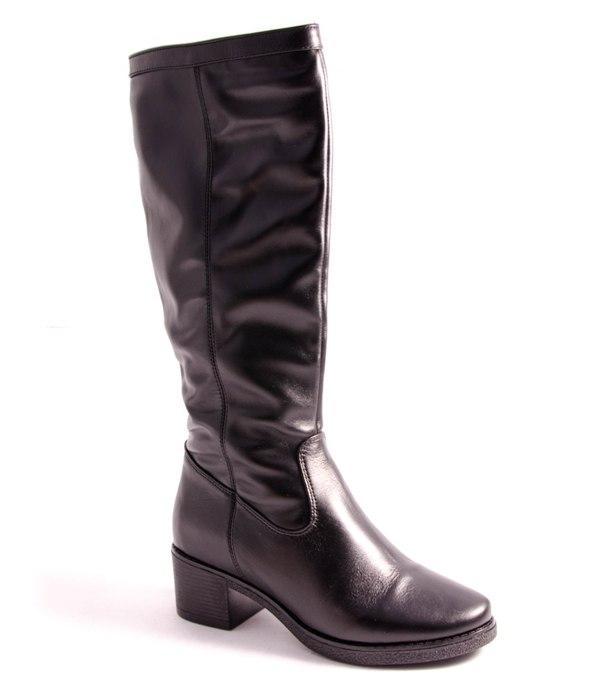 Сапоги женские черные Romani 8290305/4 р.36-41