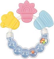 Прорезыватель-погремушка, Грызун, Прорізувач-брязкальце для зубов (уценка)