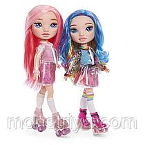 Игровой набор с куклой серии Poopsie Rainbow Girls Радужная или Розовая