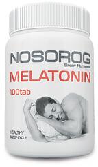 NOSOROG Активное долголетие Melatonin 100 tabs