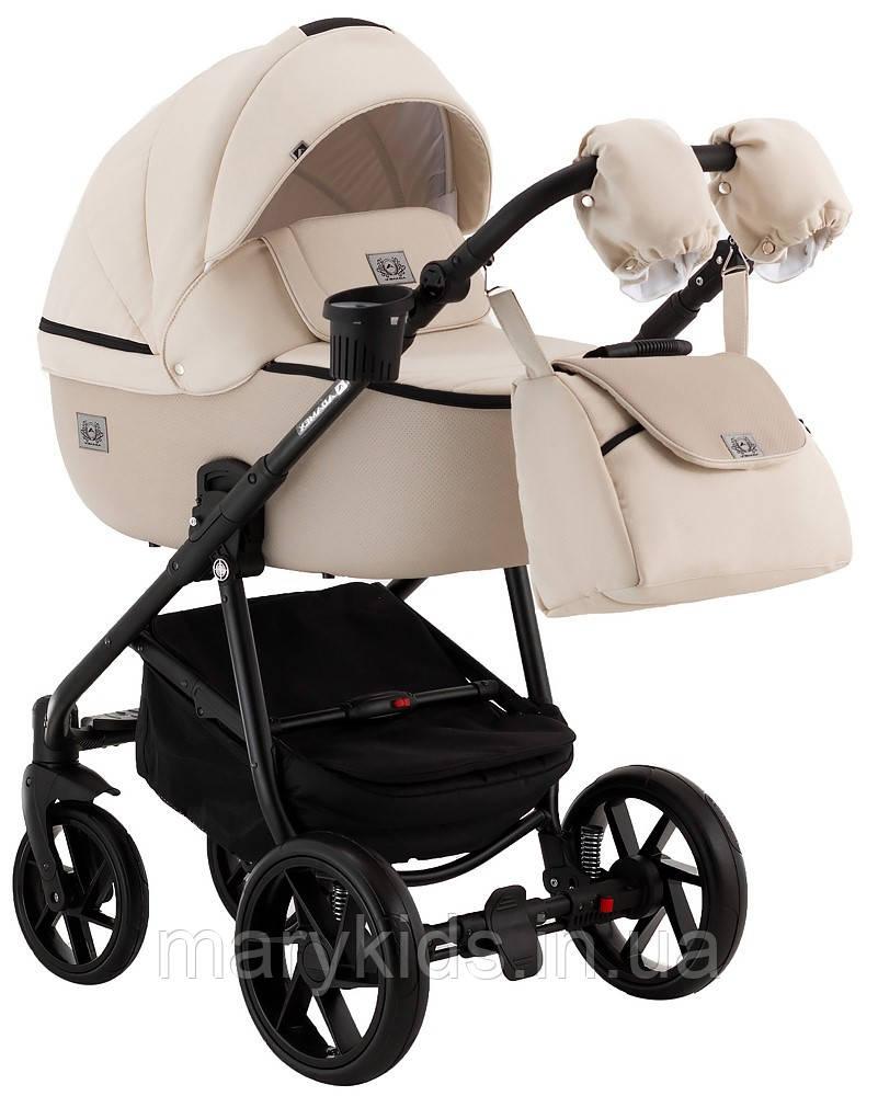 Детская универсальная коляска 2 в 1 Adamex Hybryd Plus BR244