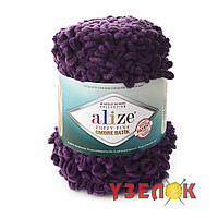 Alize Puffy Fine Ombre Batik №7277 фиолетовый