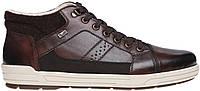 Rieker ботинки мужские зима 12441-25