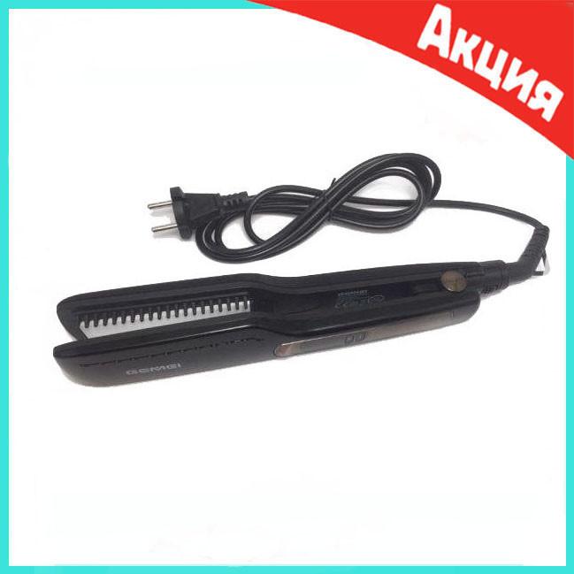 Утюжок выпрямитель для волос Gemei GM 433 | Утюжок для укладки волос